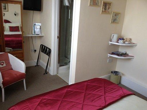 Brynhyfryd Guest House bedroom