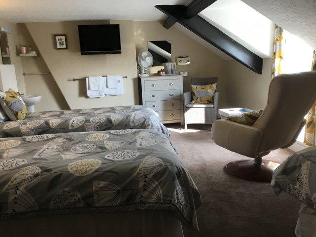 Brynhyfryd b&b twin room